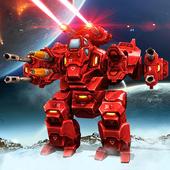 Futuristic Robot War Simulator icon