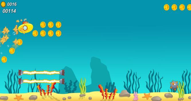 Yellow Submarine apk screenshot