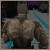 Dark Knight Returns - Superhero Run Dyson Sphere icon