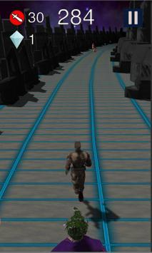 Dark Knight Returns - Superhero Run Dyson Sphere apk screenshot