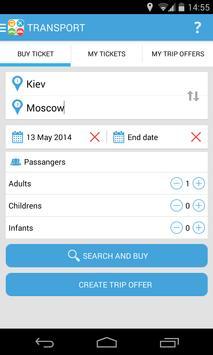 Train tickets.Avia.Travelmates apk screenshot