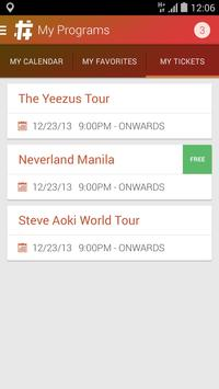 Ticketvent screenshot 5