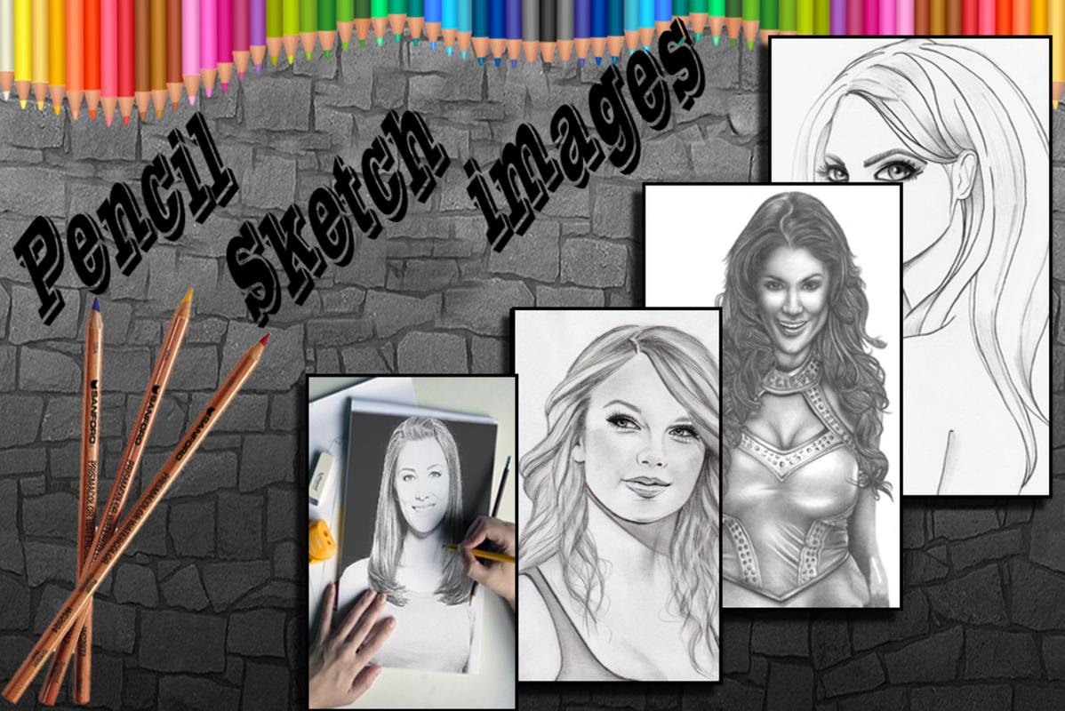 Photo to pencil sketch effects poster photo to pencil sketch effects screenshot 1