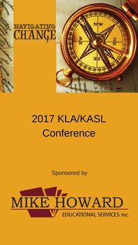 2017 KLA/KASL Conference poster