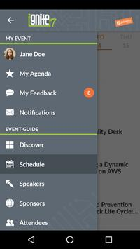 Palo Alto Networks Ignite 2017 apk screenshot