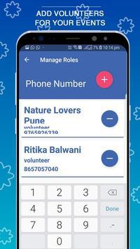 EventBeep Organizer screenshot 4
