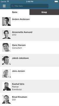 Djøf konference screenshot 4