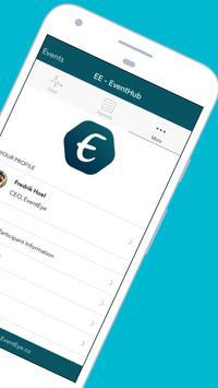 EE - EventHub screenshot 1