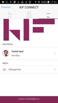 KIF CONNECT apk screenshot