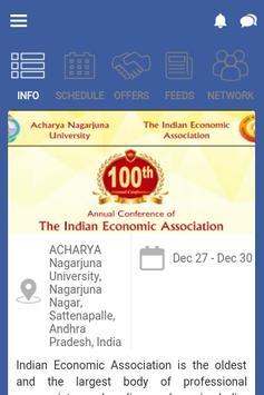 The IEA Conference apk screenshot
