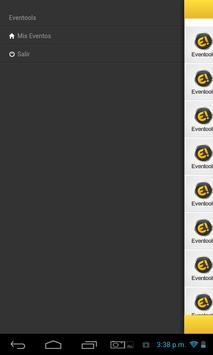 Eventools screenshot 11
