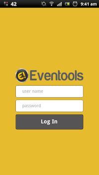 Eventools screenshot 1