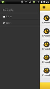 Eventools screenshot 2
