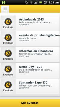 Eventools screenshot 3