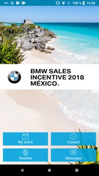 BMW Events poster
