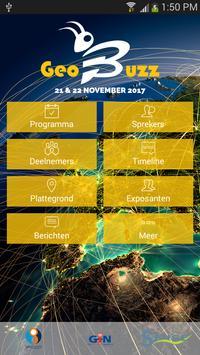 GeoBuzz poster