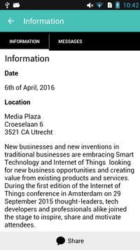 Internet of Things - 2016 NL apk screenshot