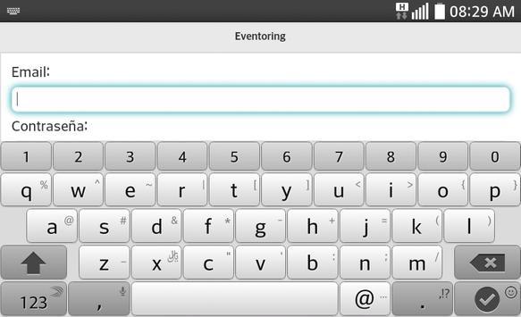 Eventoring screenshot 7