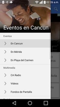 Eventos en Cancun poster