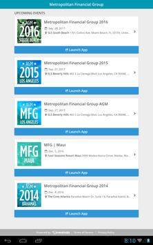 Metropolitan Financial Group screenshot 4