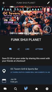 EventSmack screenshot 1