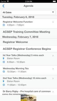 ACSEP screenshot 1