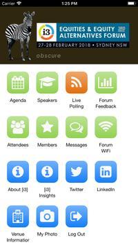 [i3] Event App screenshot 1