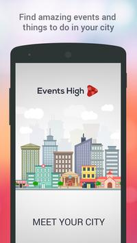 Events High - Meet Your City! poster