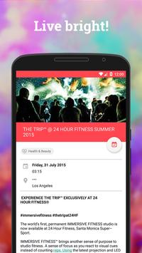 EventSide apk screenshot