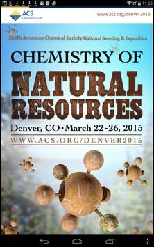 ACS Meeting Spring 2015 screenshot 5