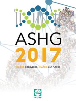 ASHG 2017 Annual Meeting screenshot 6