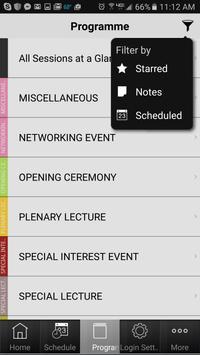 FENS Forum 2016 apk screenshot