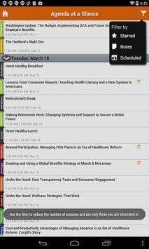 HRE's Health & Benefits Conf apk screenshot