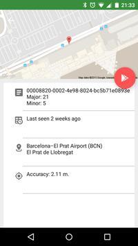 Beacons Locator | ETI apk screenshot