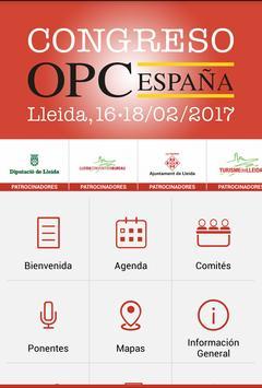 CONGRESO OPC ESPAÑA 2017 screenshot 1