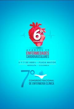 Congresos Clínica Medellín poster