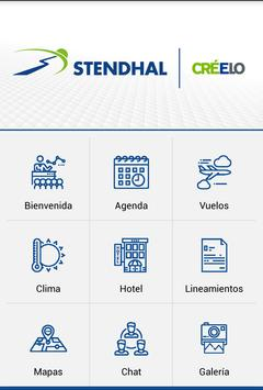 Convención Stendhal apk screenshot