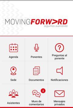 Reunión Moving Forward 2017 apk screenshot