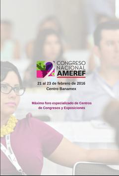 2º Congreso Nacional AMEREF poster