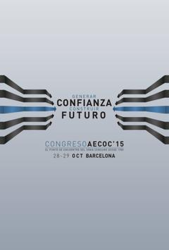 Congreso AECOC 2015 poster