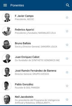 Congreso AECOC 2015 apk screenshot