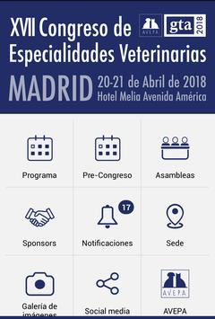 Especialidades AVEPA-GTA 2018 screenshot 1