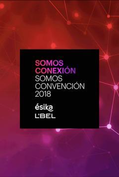 Convención Ésika L'Bel CAM poster
