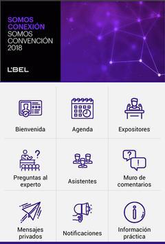 Somos Convención L'Bel PR apk screenshot