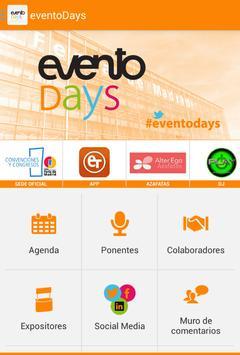 evento Days 2015 screenshot 1