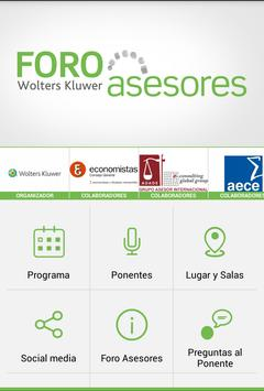 Foro Asesores Wolters Kluwer screenshot 1