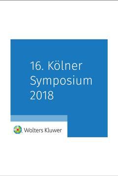 16. Kölner Symposium 2018 apk screenshot