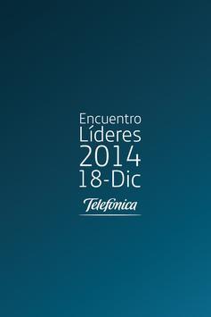 Encuentro Líderes 2014 18-DIC poster