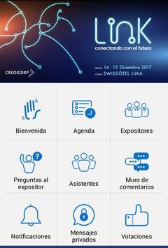 Reunión Link Credicorp 2017 screenshot 1
