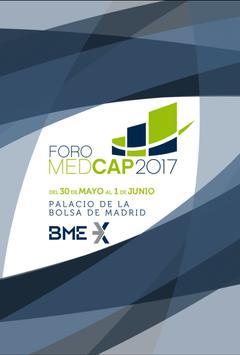MEDCAP FORUM 2017 poster